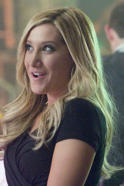 Ashley Tisdale Scary movie 5