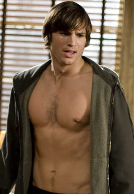 ashton kutcher bulge naked nu