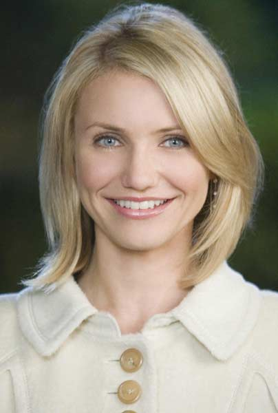 Cameron Diaz holiday