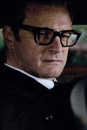 'Un hombre soltero': Mi nombre es Colin Firth