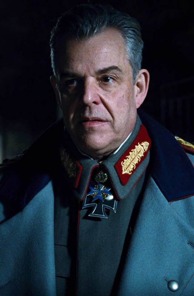 Danny Huston Wonder Woman