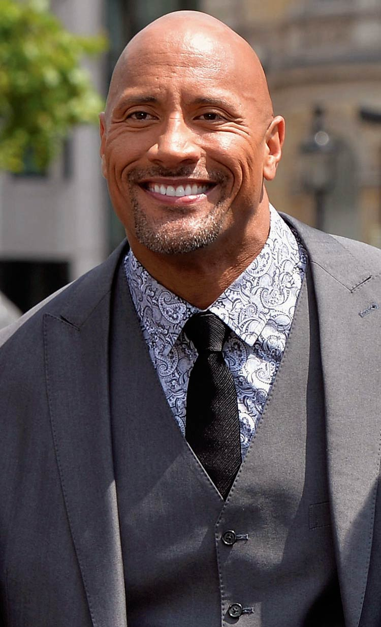 Dwayne Johnson Hércules Londres Photocall