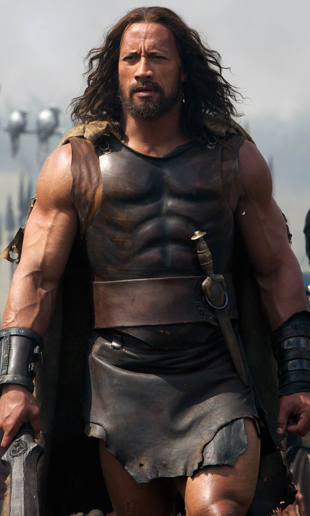 Dwayne Johnson Hércules