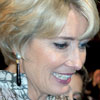 Emma Thompson Al encuentro de Mr. Banks Premiere Mundial en Londres