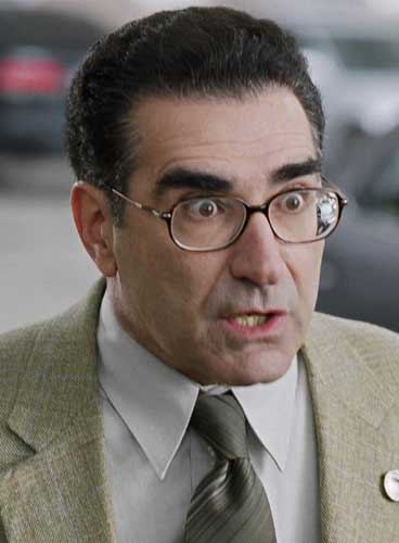 This Week in Dude: Eugene Levy And Anthony Davis: A ... Eugene Levy Young
