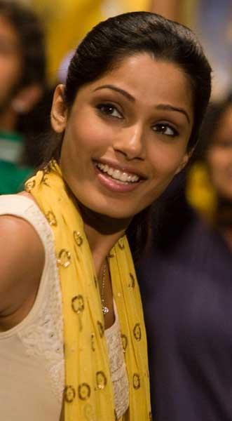 Paul Smith Usa >> Freida Pinto foto Slumdog Millionaire / 2 de 20