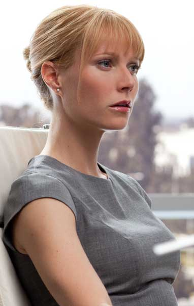 Gwyneth Paltrow en Iron man 2
