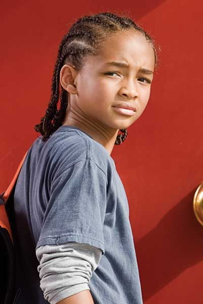 Jaden Smith foto The Karate Kid / 2 de 8