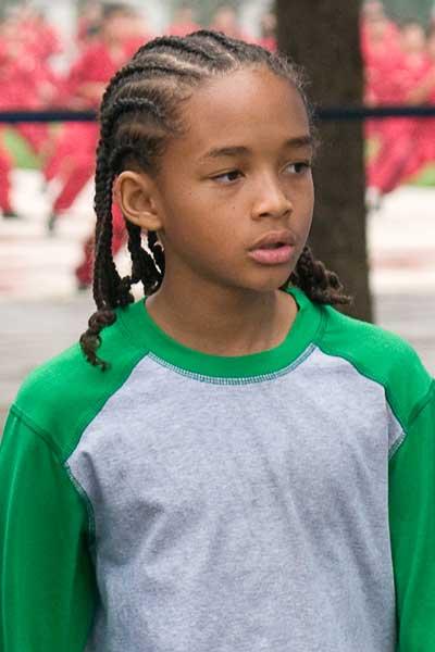 Karate Kid Jaden Smith