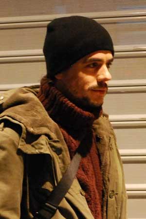 Javier Drolas foto Medianeras