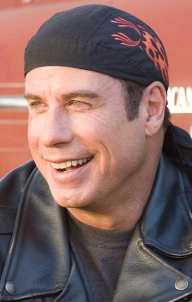 John Travolta Cerdos salvajes