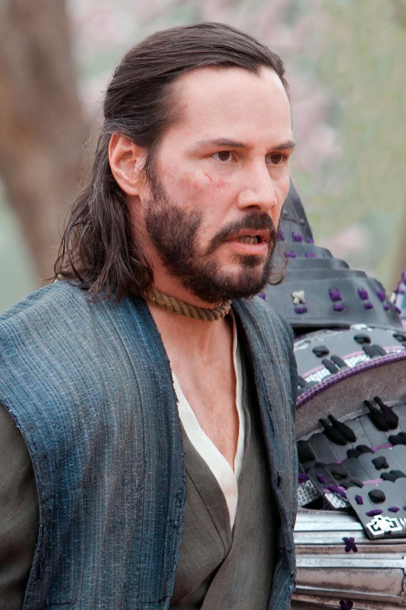 Keanu Reeves La Leyenda Del Samur I