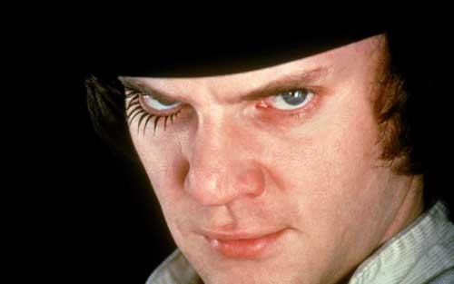 Malcolm McDowell La naranja mecánica - malcolm_mcdowell