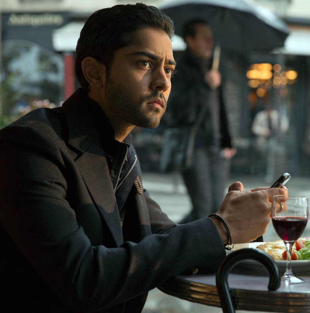 manish dayal hundred foot journey