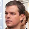 Matt Damon M�s all� de la vida