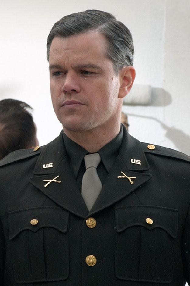 Matt Damon foto Monume...