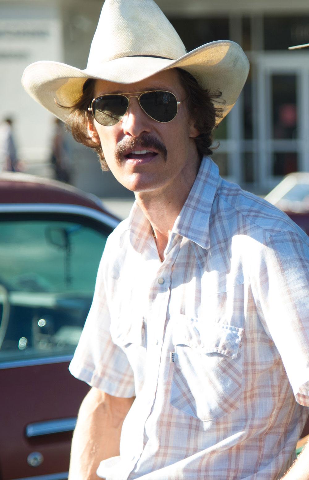 Matthew McConaughey fo...