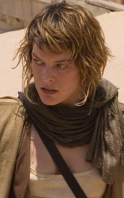 Milla Jovovich foto Re... Milla Jovovich Resident Evil 3