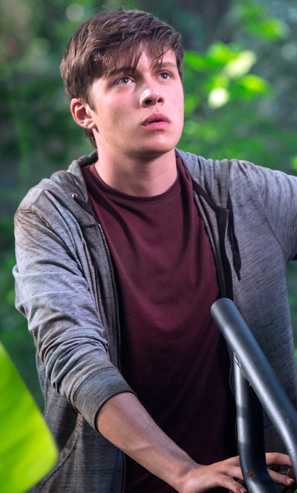 Nick Robinson Foto Jurassic World 1 De 2