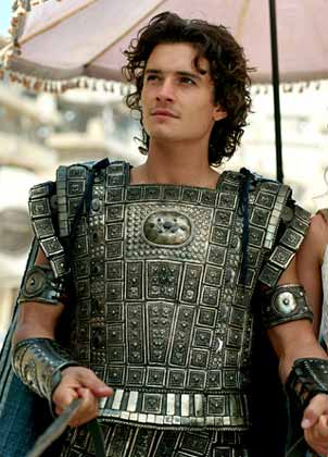 Orlando Bloom Troya