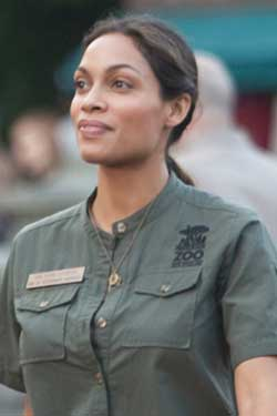 Will not Rosario dawson see through have faced