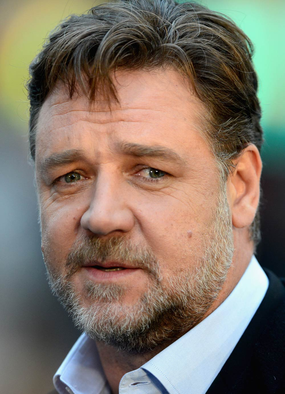 <b>Russell Crowe</b> Noé Premiere Londres - russell_crowe