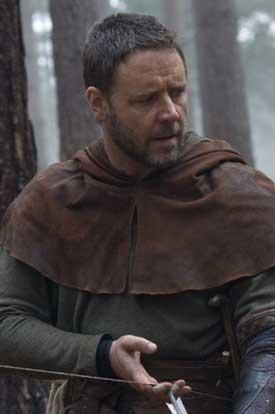 Russell Crowe en Robin Hood