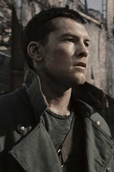 Sam worthington foto terminator salvation 2 de 22 sam worthington terminator salvation thecheapjerseys Image collections