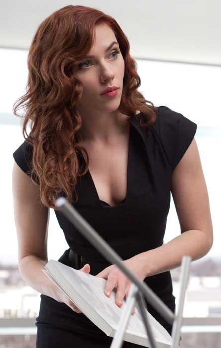 Cineman A Scarlett Johansson Fotos Foto De