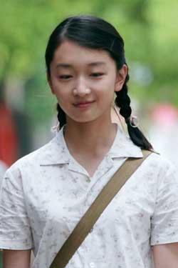 Zhou Dongyu Amor bajo el espino blanco