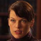 "Milla Jovovich en ""Bad luck"""