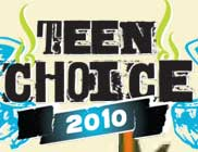 Ganadores Teen Choice Awards 2010