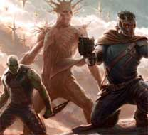 """Guardians of the Galaxy"", inicio de rodaje"