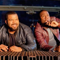 """Ride along"" lidera el boxoffice USA"