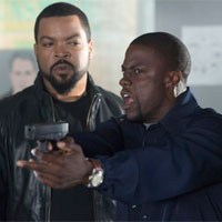 """Ride along"" sigue número 1 en USA"