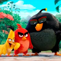 'Angry birds' lidera el boxoffice USA