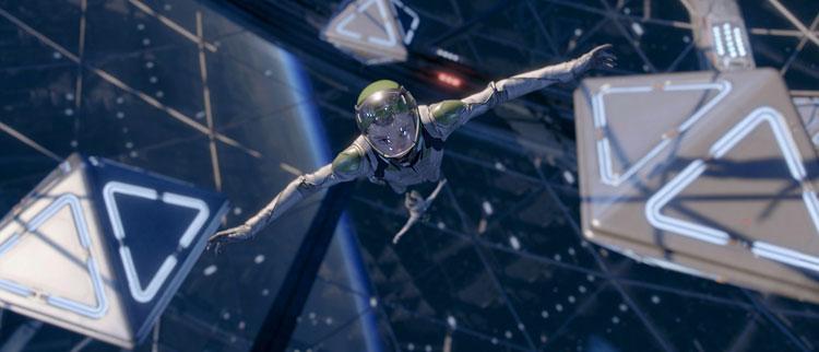 El juego de Ender - fotograma de la película