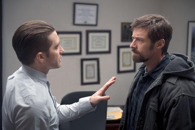 Hugh Jackman y Jake Gyllenhaal en Prisioneros