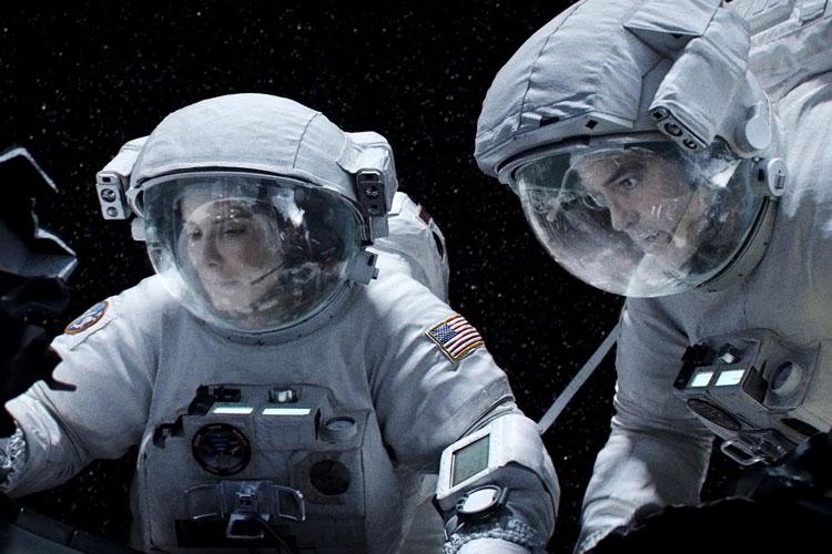 Gravity - fotograma de la película