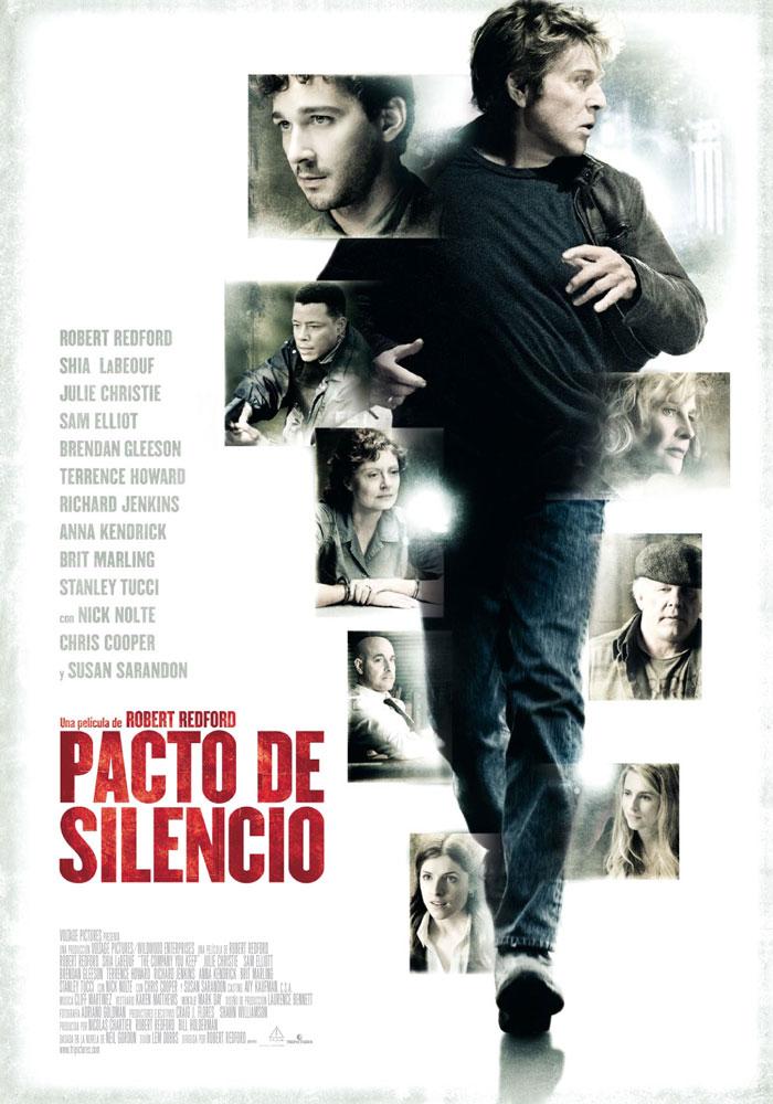 Pacto de silencio cartel de la pel�cula