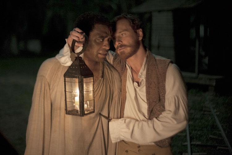 12 años de esclavitud - fotograma de la película