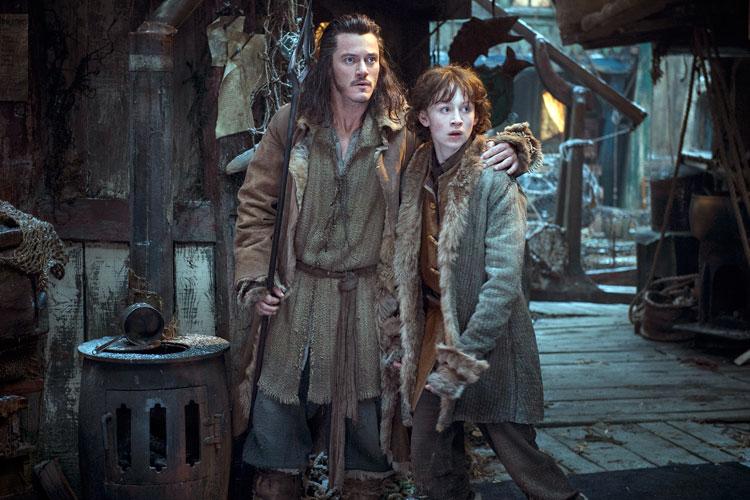 El Hobbit: la desolación de Smaug - fotograma de la película