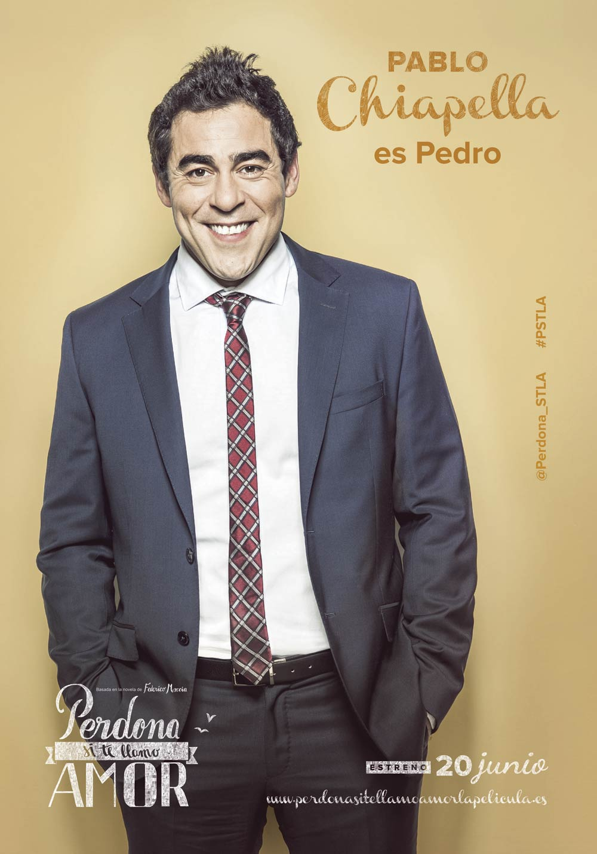 si te llamo amor cartel de la pelcula 4 de 7: Pablo Chiapella es Pedro