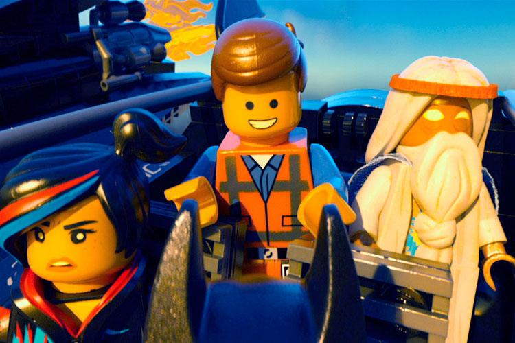 La Lego película - fotograma
