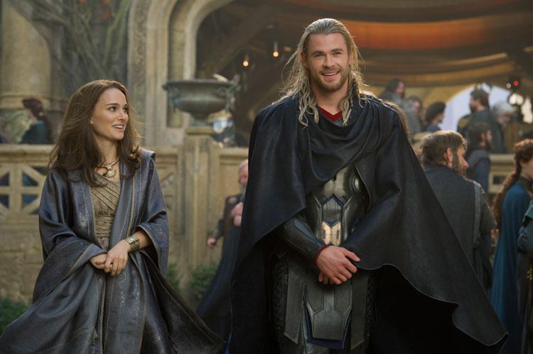 Thor: El mundo oscuro - fotograma de la película