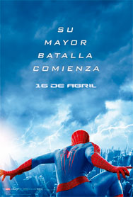 THE AMAZING SPIDERMAN 2: EL PODER DE ELECTRO 3D