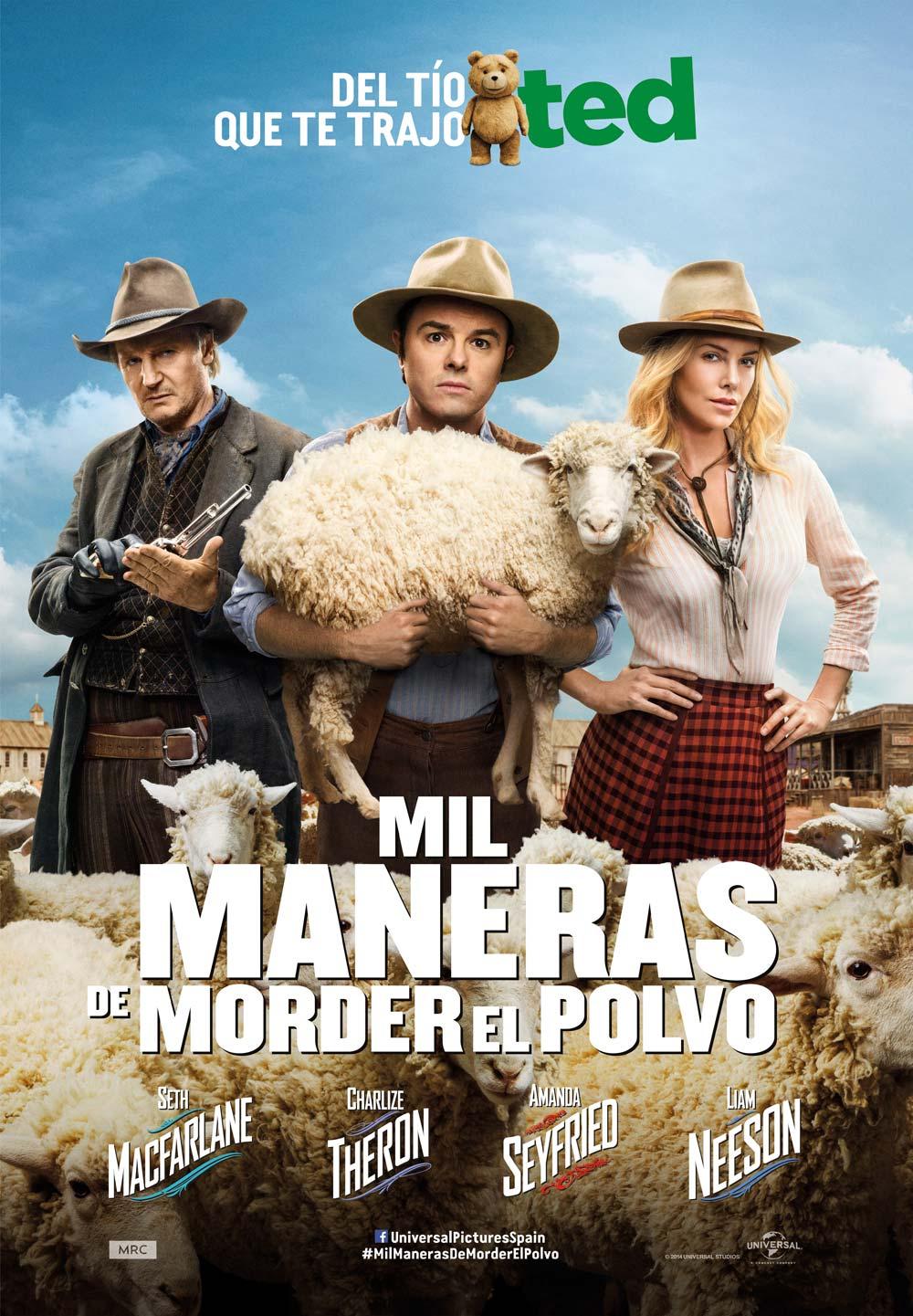 Descarga Mil maneras de morder el polvo (2014) 1 link Audio Latino