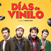 D�as de vinilo cartel reducido