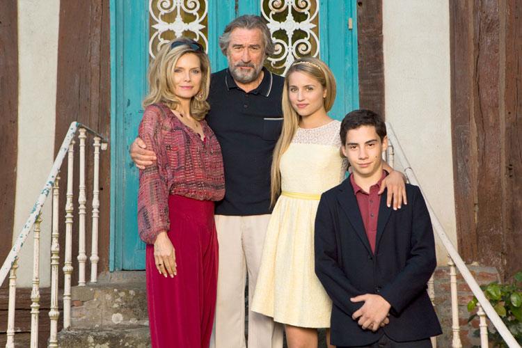La familia Blake en Malavita