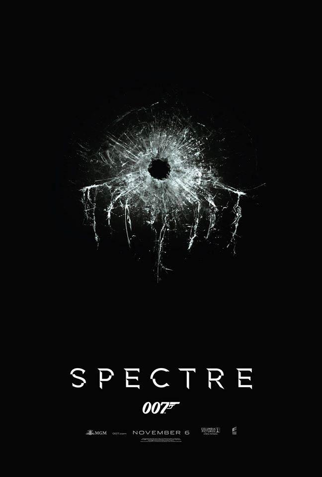 Primer cartel teaser de la película Bond: Spectre